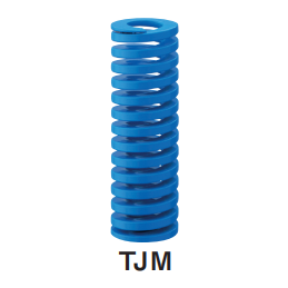 MUELLE MATRICERIA ISO 10243 Carga media TJM12.5x305