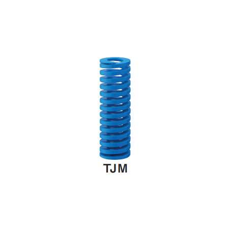 DIE SPRING ISO 10243 Medium load TJM25x89