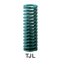 MUELLE MATRICERIA ISO 10243 Carga ligera TJL12.5x305