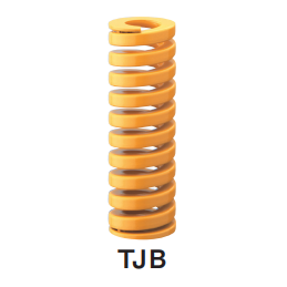 MUELLE MATRICERIA ISO 10243 Carga extrafuerte TJB10x25
