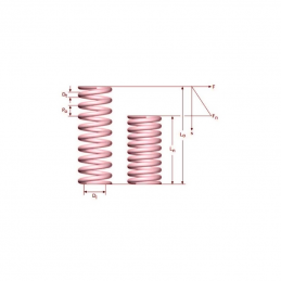Muelle compresion M01MC3680023
