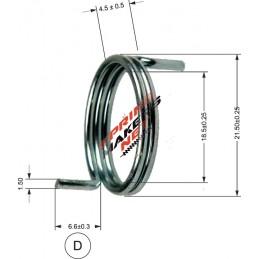 Lock lever spring M38MFPF2128