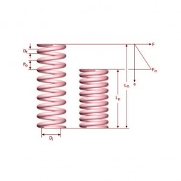 Muelle de compresion M01MC1940001