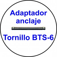 BT6 SCREW ANCHOR ADAPTOR