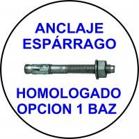 ANCHOR APROVED SHAFT OPTION 1 BAZ