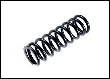 THREADED SUSPENSION SPRINGS FOR SHOCK ABSORBERS